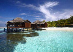 bungalow para viajes de novios
