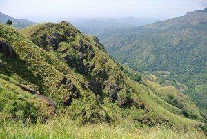 Paisajes y vistas de Sri Lanka