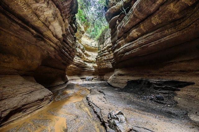 Parque Nacional Hell's Gate