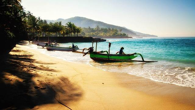 Una luna de miel en Japón y Bali para ti