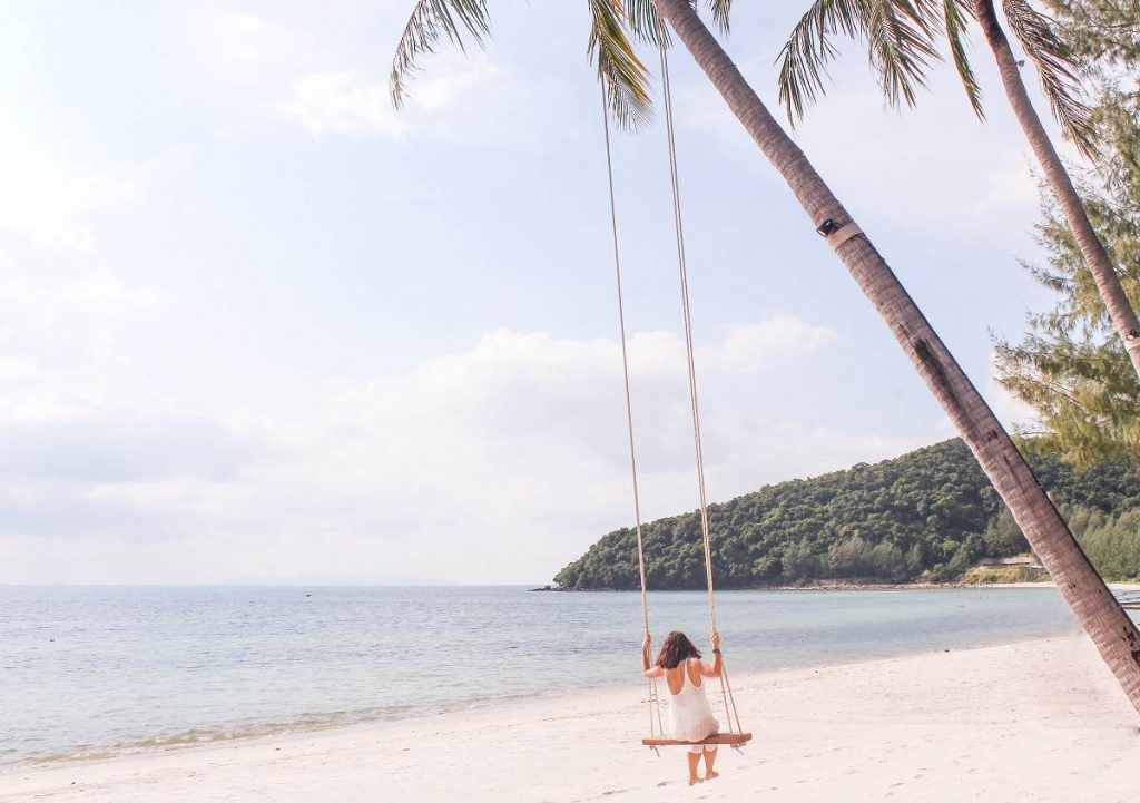 Playa de Camboya