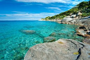 playa isla de Elba