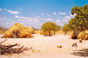 Poblado bosquimano