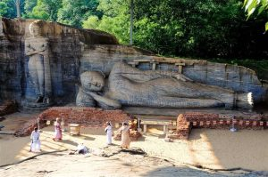 Polonnaruwa-buda-tumbado