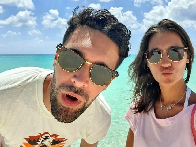 Viaje a Cuba con Jose y Candela