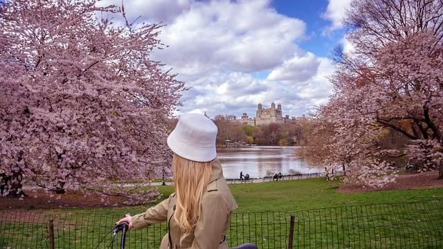 Conoce Nueva York en Primavera