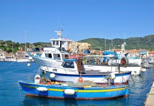 puerto azzurro
