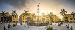 Plaza de Lima Perú