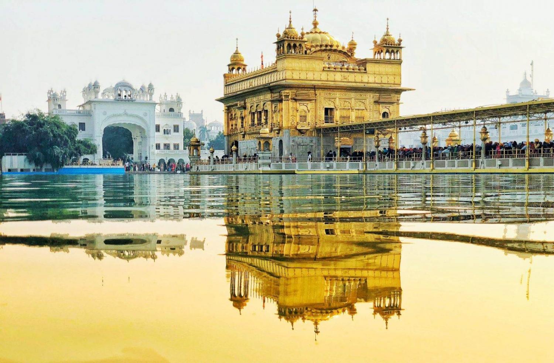 El templo dorado de Ampristar