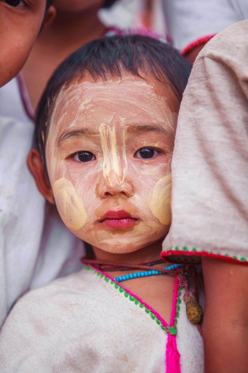 Ruta por Birmania en 15 días