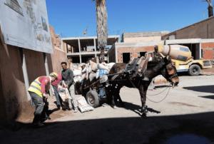 Obra en Marruecos