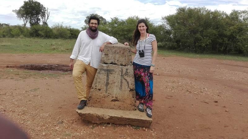 La experiencia de Nacho y Kibu en su safari de viaje de novios en Kenia