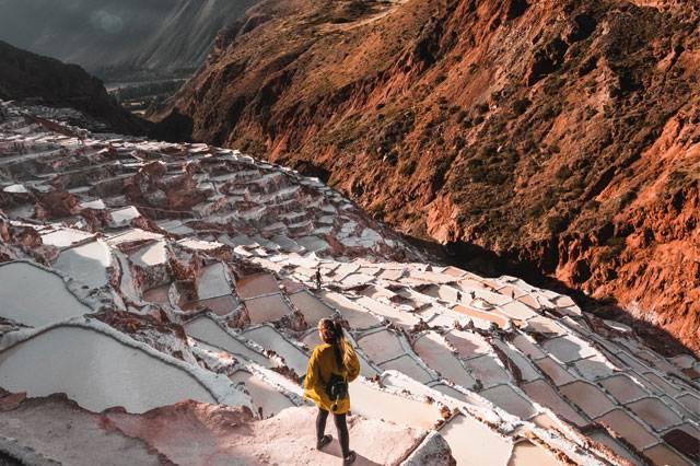 Salinas de Maras (Perú)