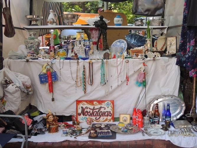 Mercado de pulgas de San Telmo