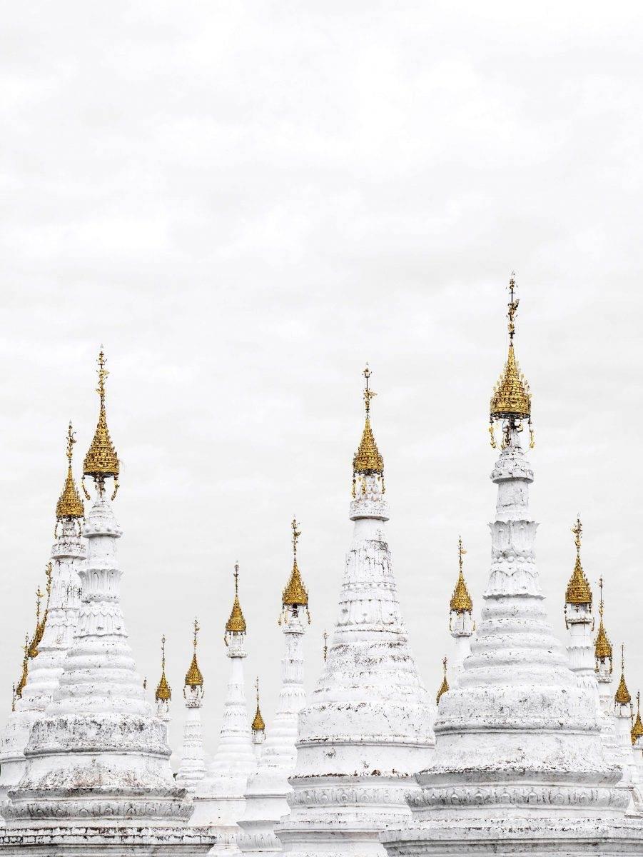Templos de Birmania, la joya del Sudeste Asiático