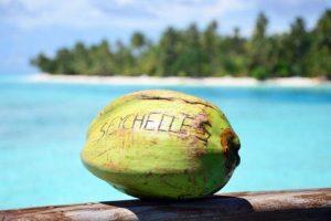 Coco Marino en Seychelles