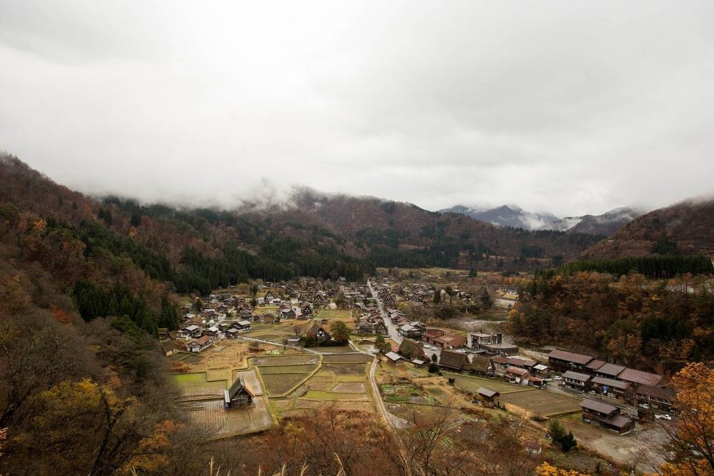 shirakawago-japon