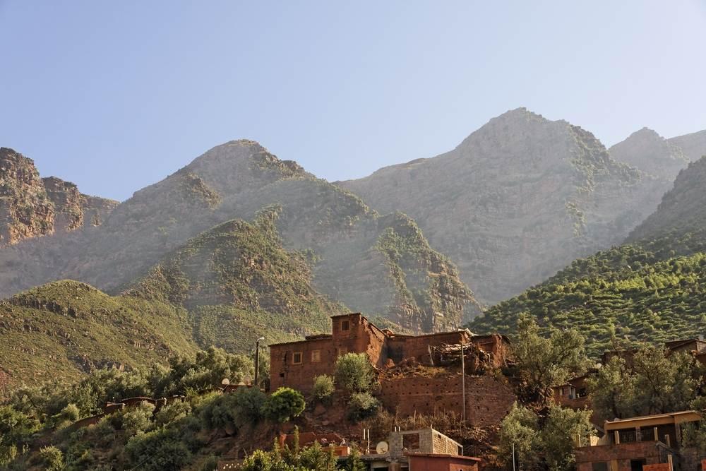 Los pueblos del Atlas: Valle de Ourika