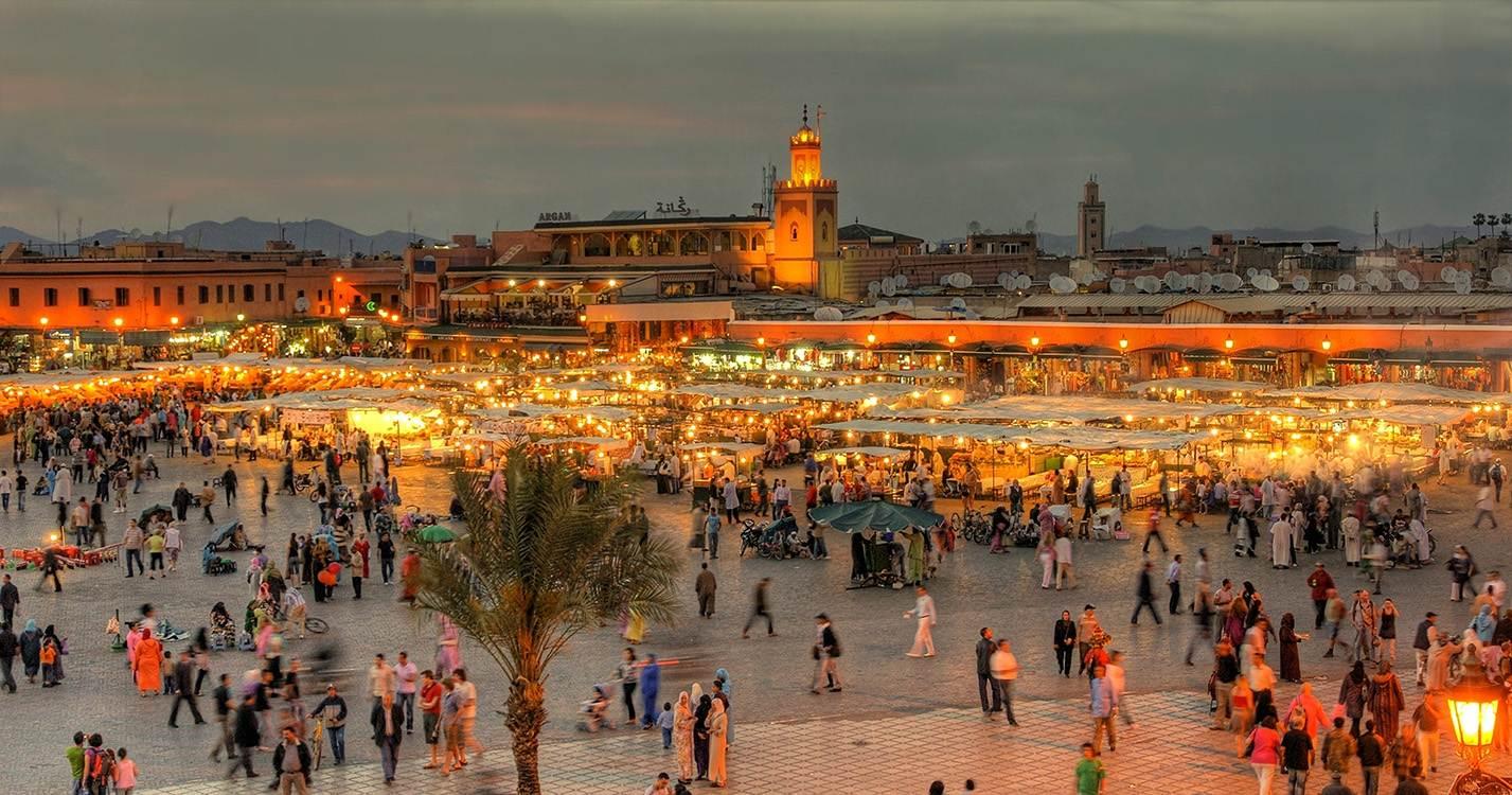 La ciudad Ocre: Marrakech