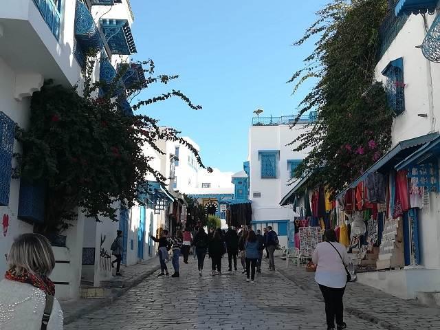 Calle de Sidi Bou Said