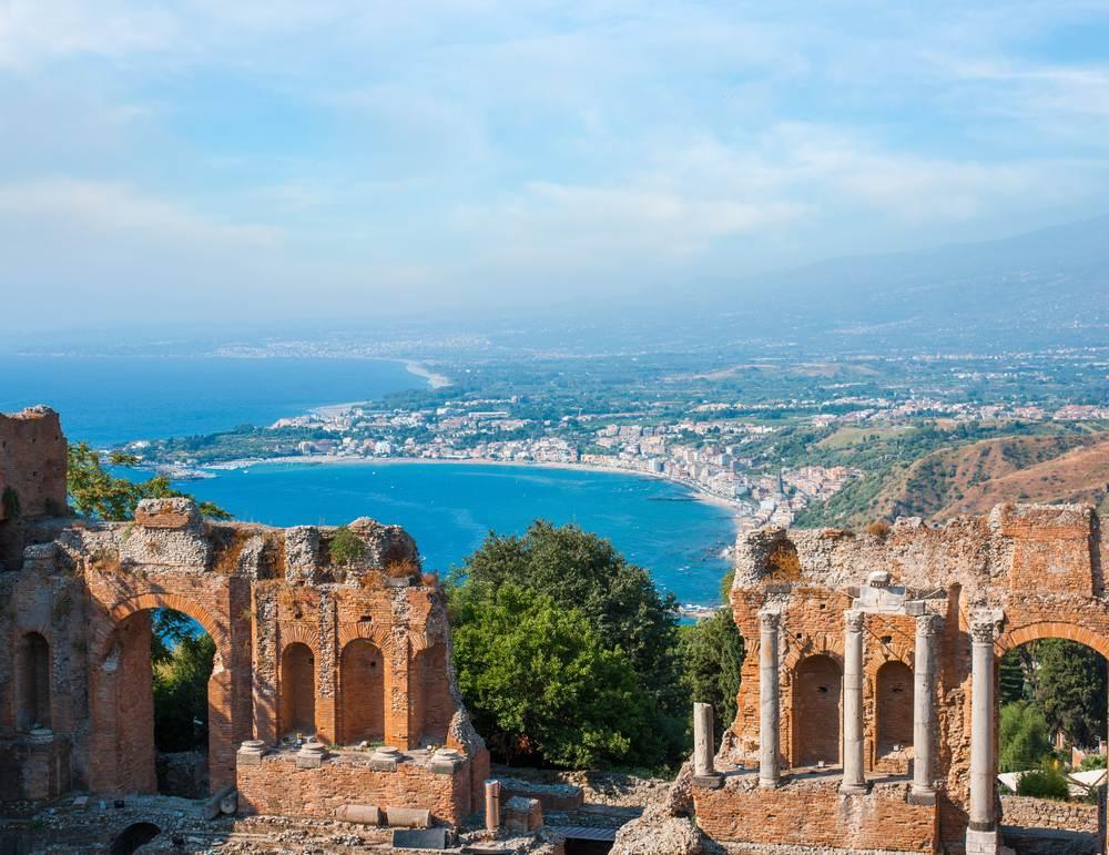 Desde lo Alto de Taormina