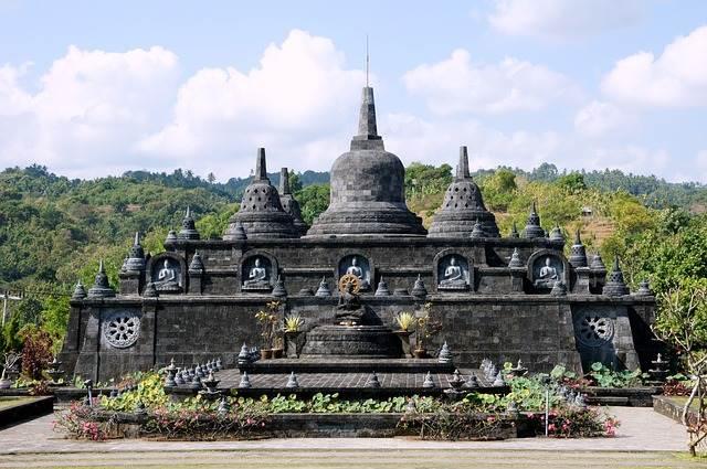 Un viaje de novios diferente en Japón y Bali