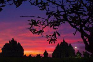 Templo de Java o Bali