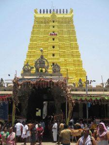 Templo de la India dorado