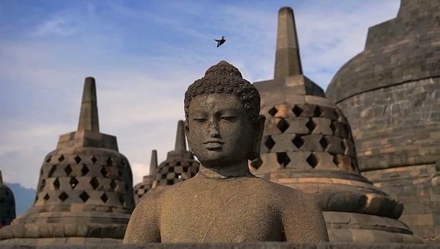 templo de indonesia