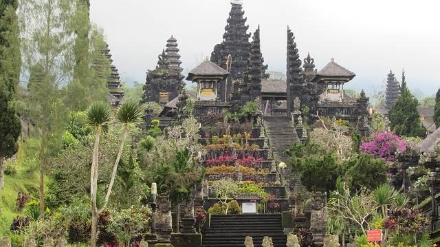 Templo Madre en Bali