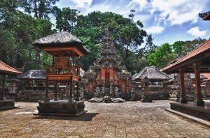 Templo de los monos Bali
