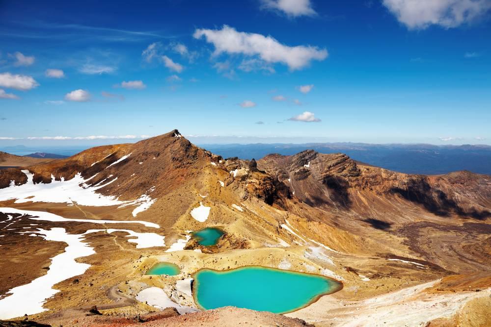 La magia de la naturaleza: El Monte Ruapehu