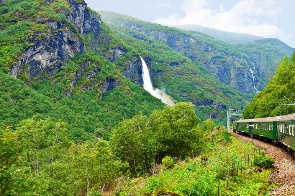 El Tren de Flam…un recorrido espectacular!