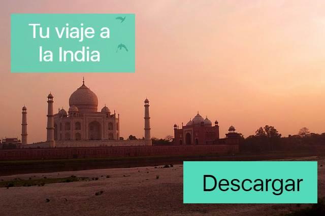 tu viaje a la India - banner