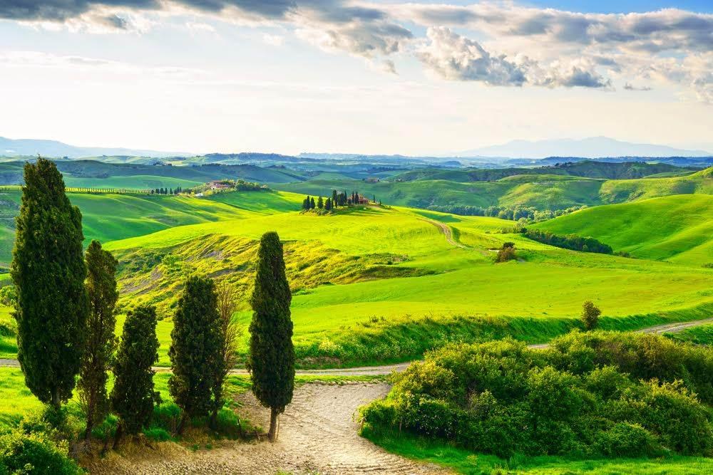 Un viaje romántico por la Toscana: guía de viaje para enamorarte