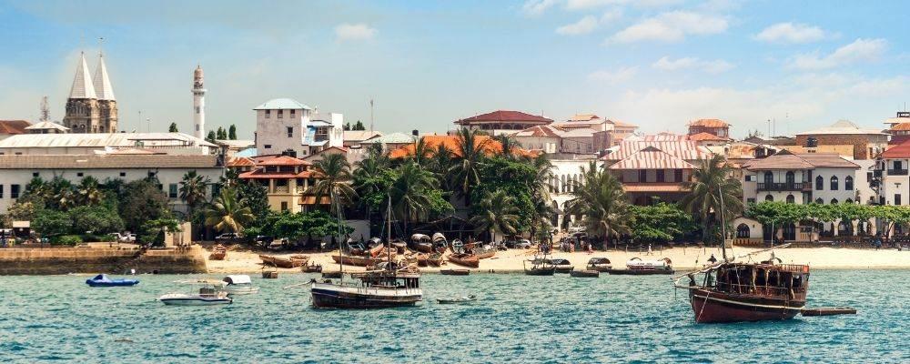 Viaje de novios a Tanzania y Zanzíbar